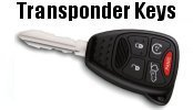 Honda Transponder Keys